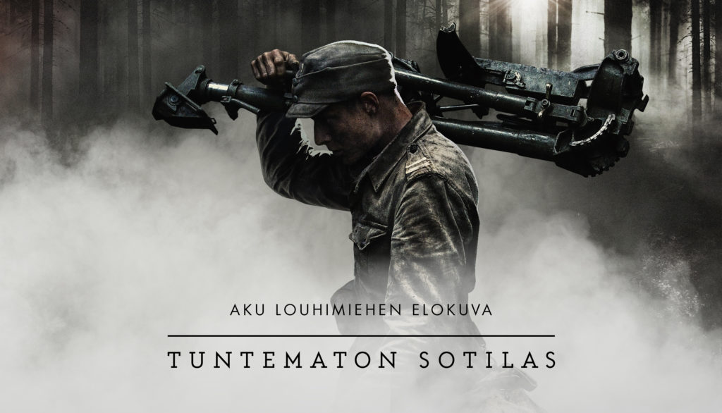 Kuvahaun tulos haulle tuntematon sotilas 2017